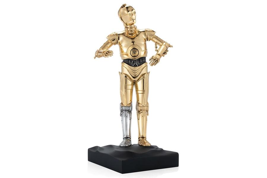Royal Selangor Star Wars Figurine - C-3PO