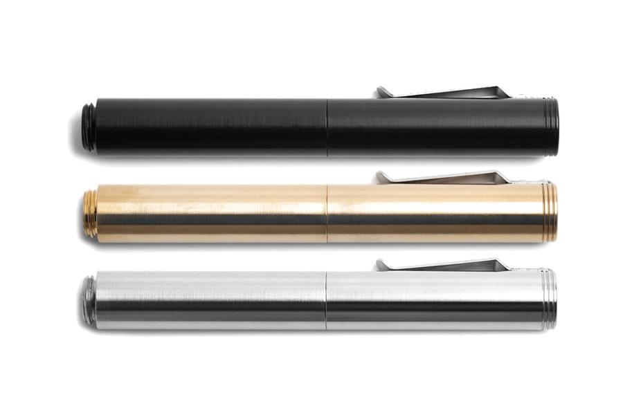 Schon DSGN Machined Pen