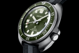 captain willar prospex watch