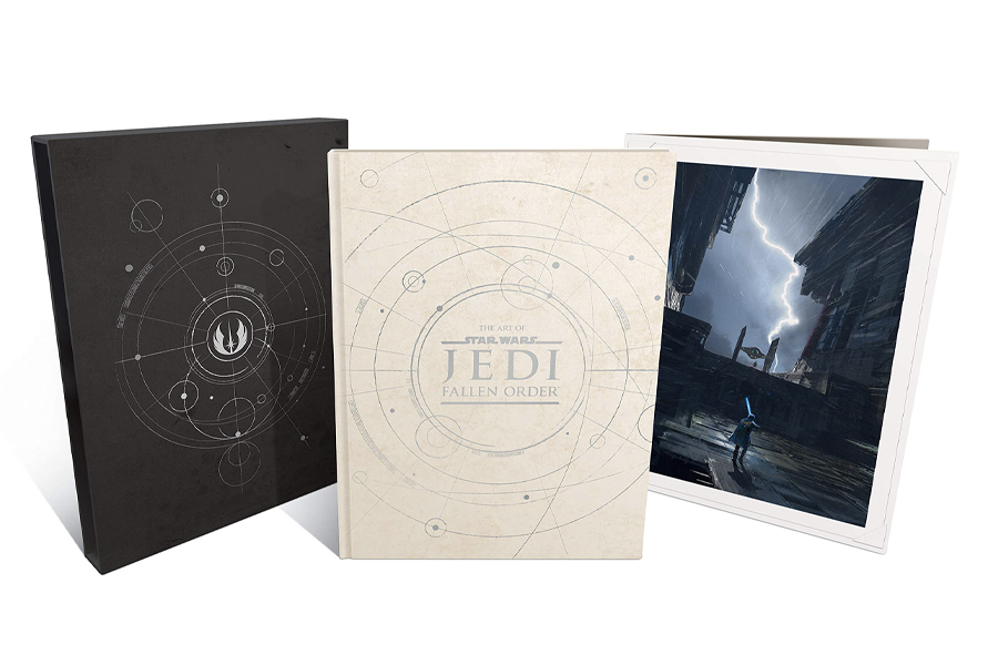 The Art Of Star Wars Jedi- Fallen Order Limited Edition
