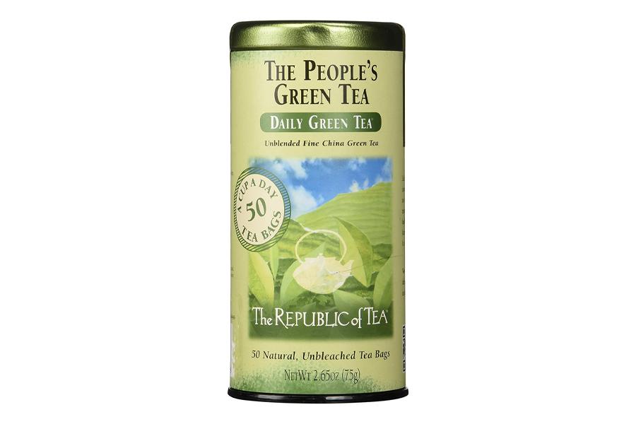 The People's Green Tea