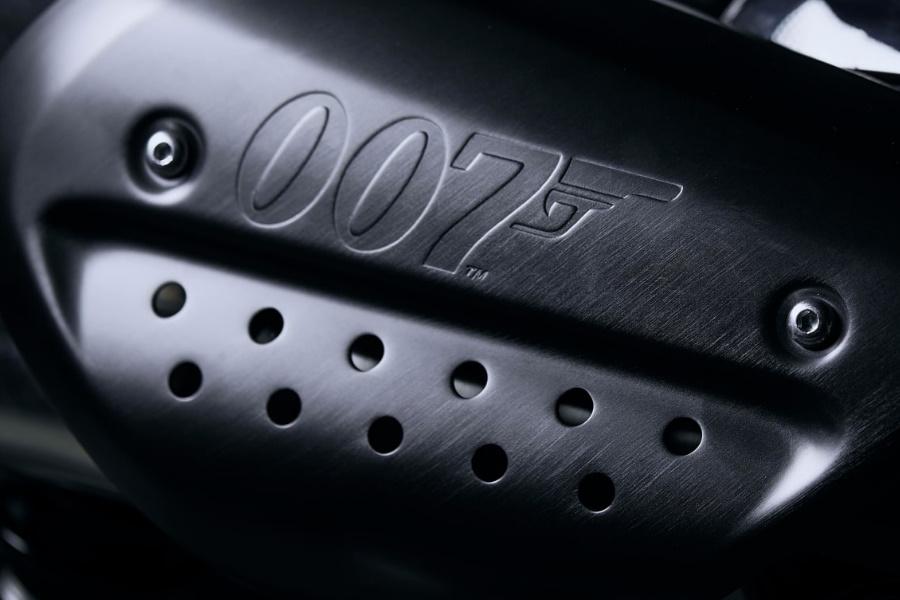 Triumph's Scrambler 1200 Bond Edition is Licensed to Thrill