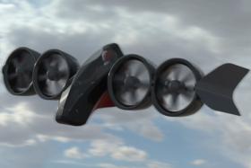 Watfly Evol fly on air