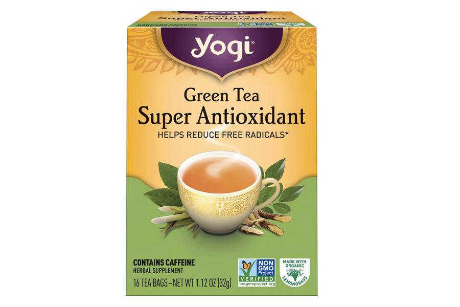 Yogi Green Tea Super Antioxidant