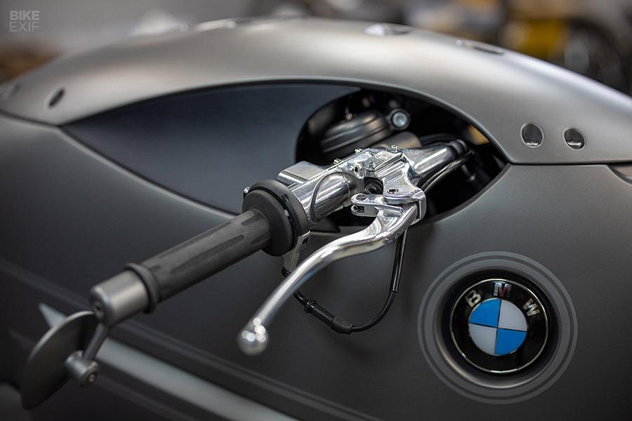Ziller Garage BMW R9T clutch Motorcycle