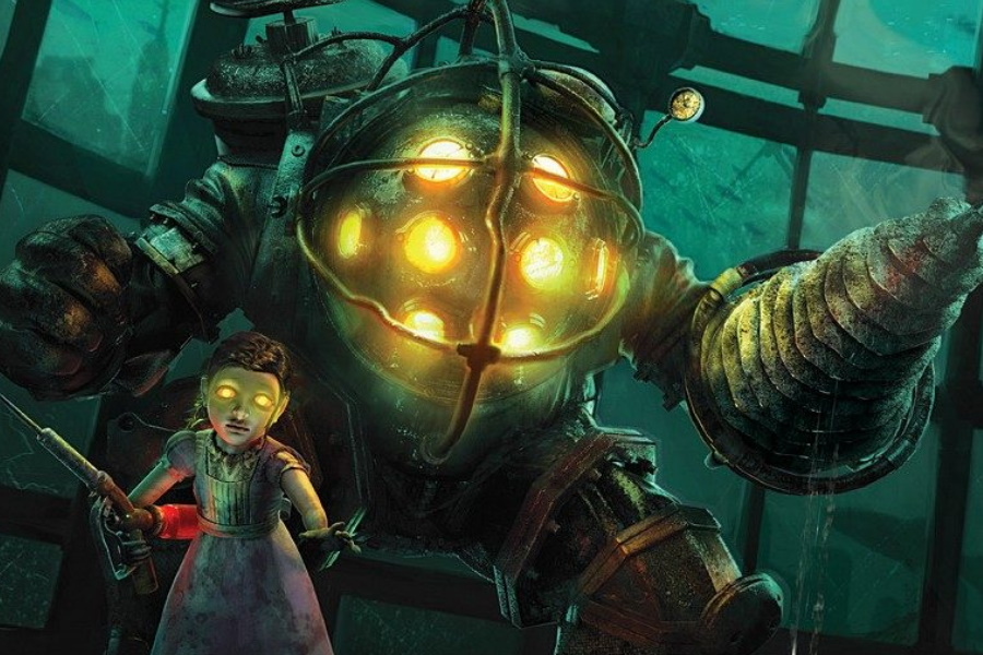 bioshock out now on nintendo switch