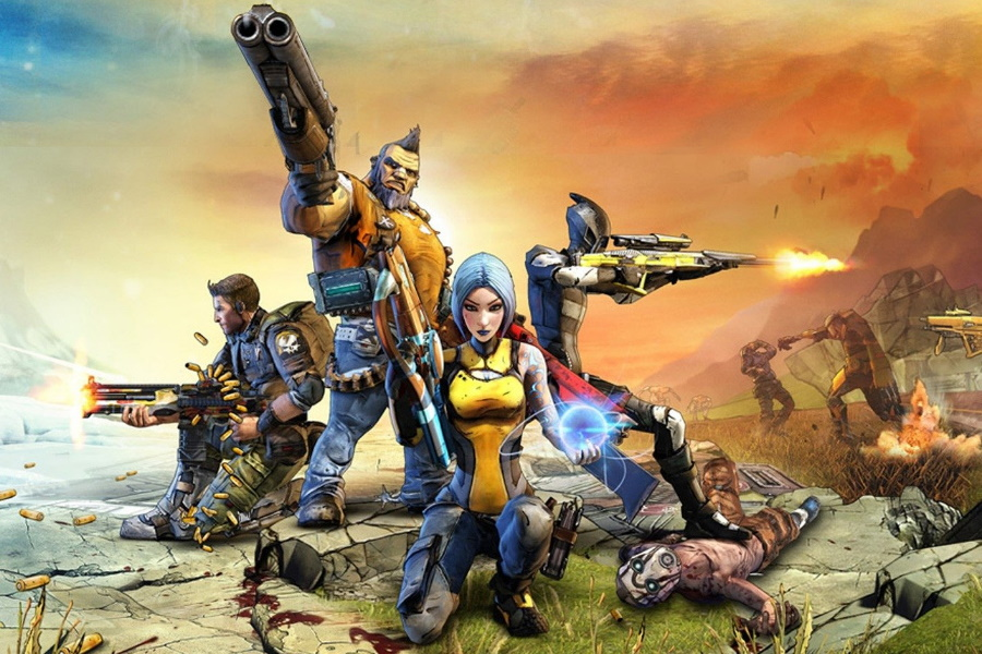 borderlands collection on nintendo switch