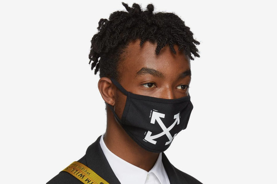 Off White Face Mask is Officially Fashion's Hottest Accessory