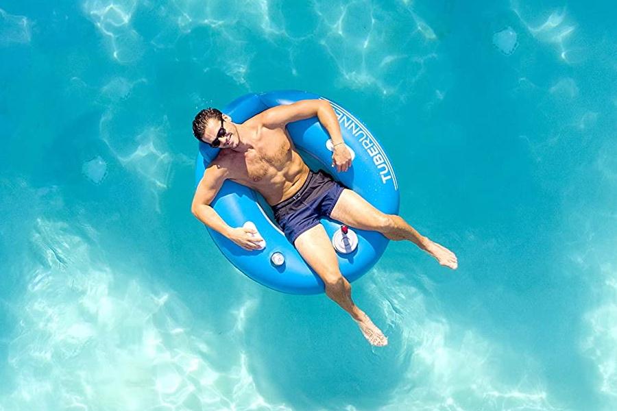 motorised pool float toy