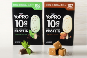 yopro ice cream flavours