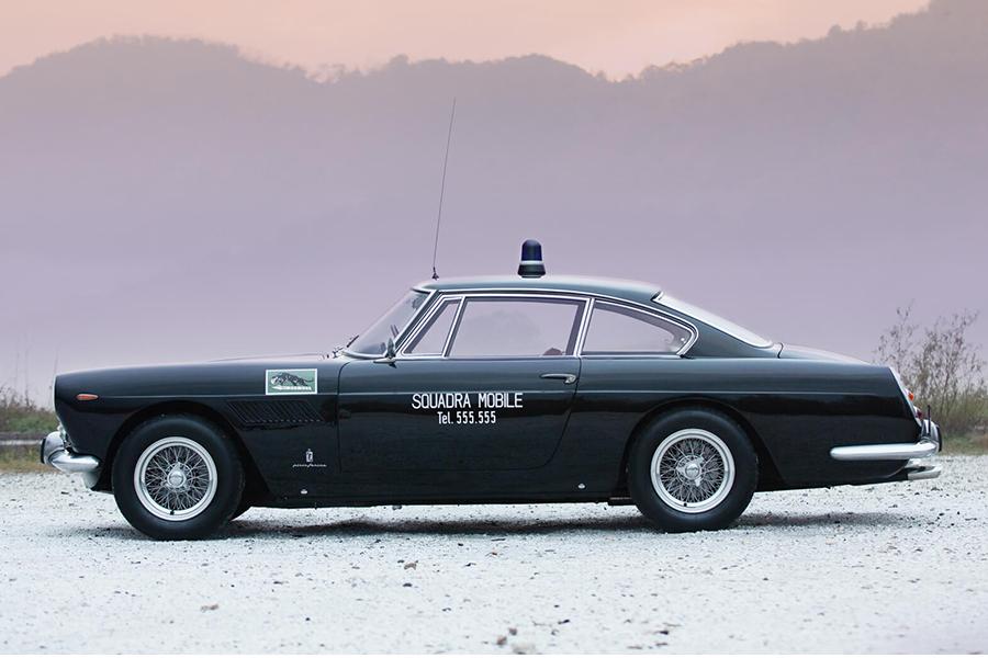 1962 Ferrari 250 GTE vehicle