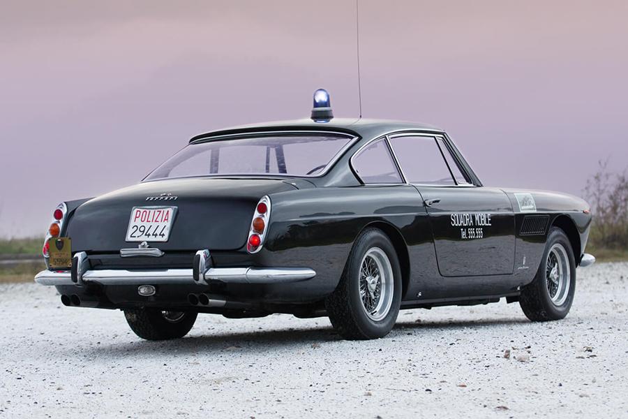 1962 Ferrari 250 GTE 2+2 Polizia