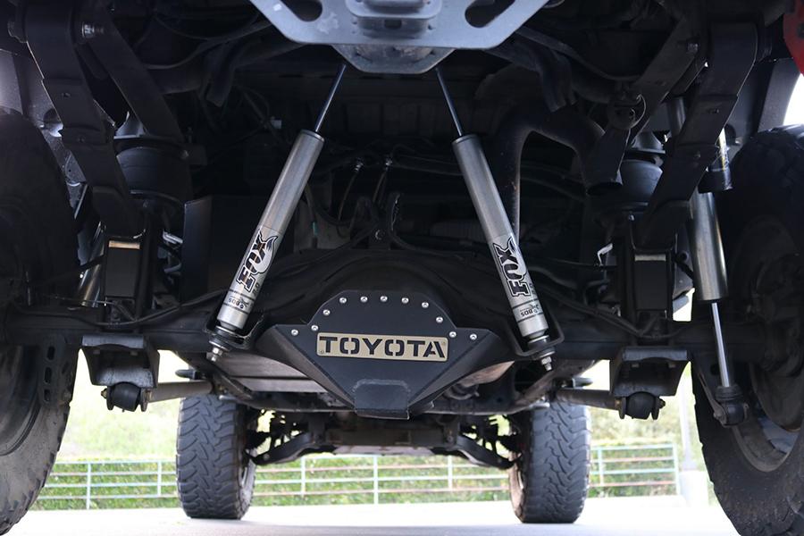 Toyota Tundra Custom Build wheel