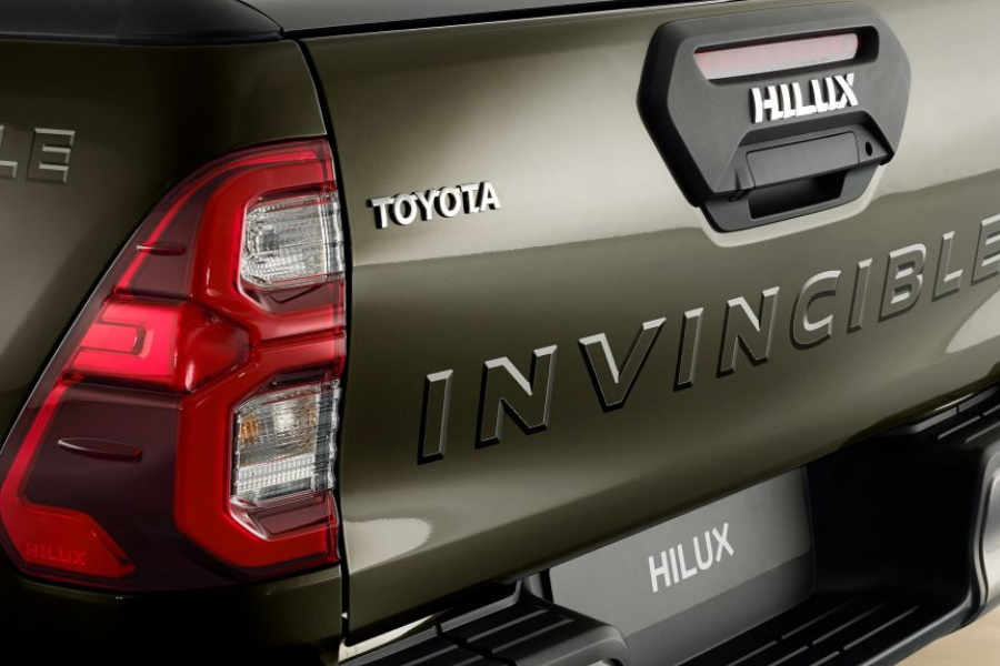 upcoming four wheel drive tailgate