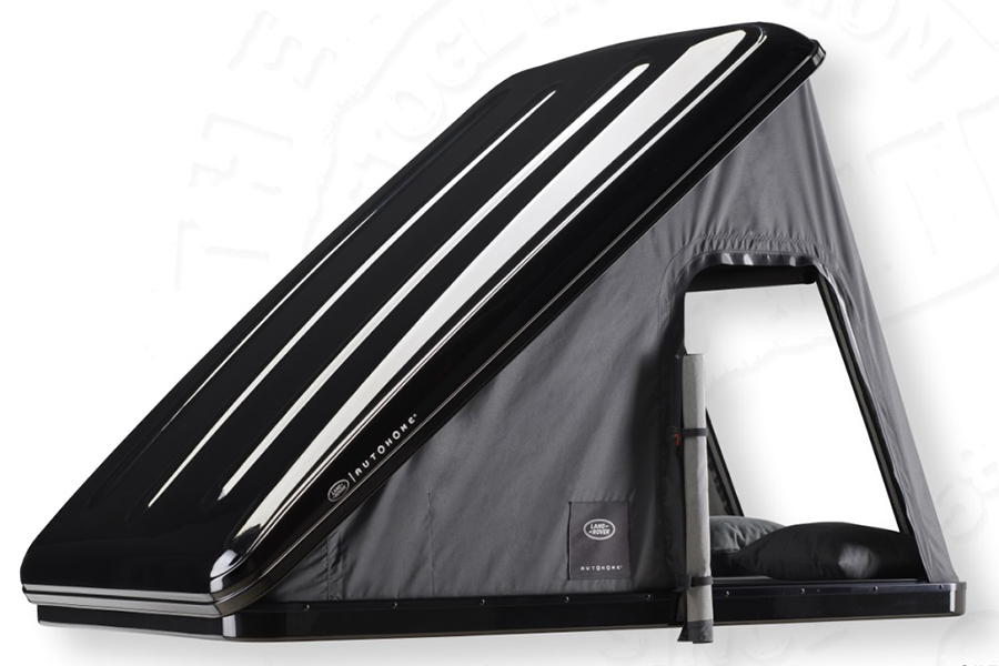Autohome Land Rover Roof Tent open window