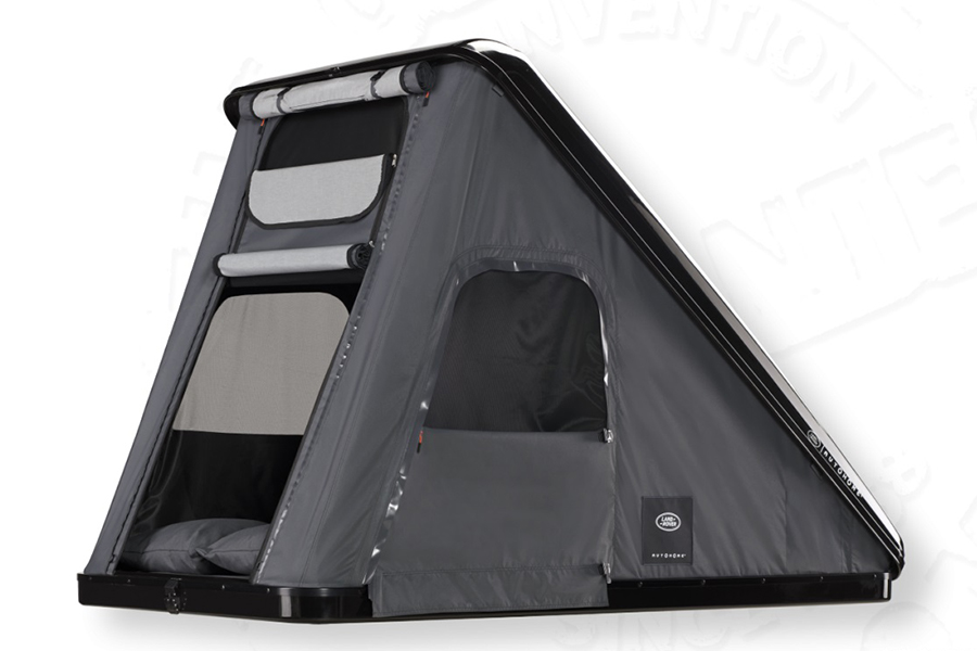 Autohome Land Rover Roof Tent side window