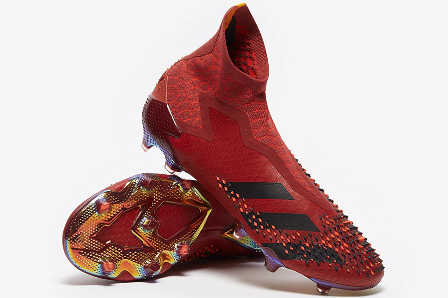 adidas Swoops onto the Playing Field with Dragon Predators | Man ...