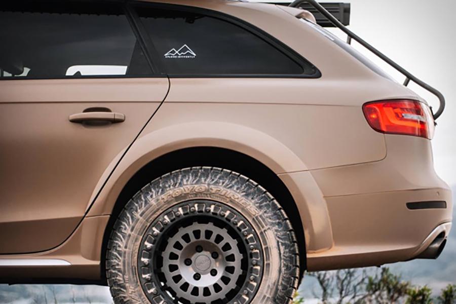 Audi Offroad Mod wheel