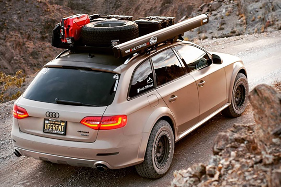 Audi Offroad Mod