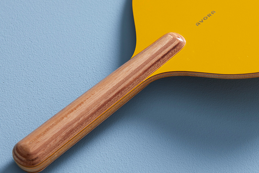 Avora Ping Pong Paddle handle