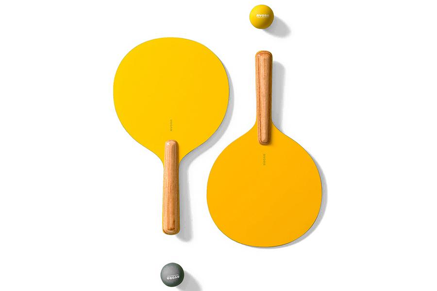 Avora Ping Pong Paddle Set