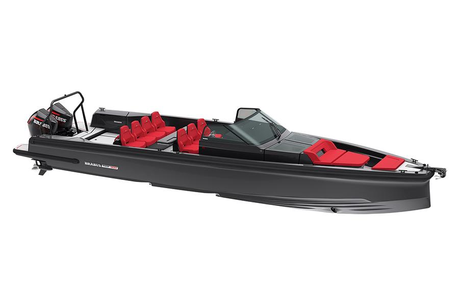 Brabus Shadow 900 boat