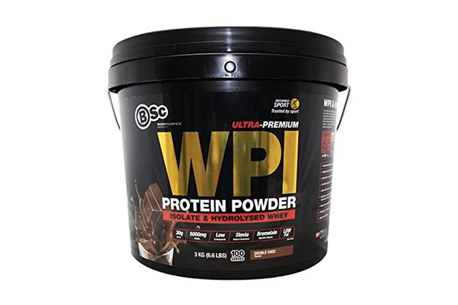 BSC Whey Protein Isolate