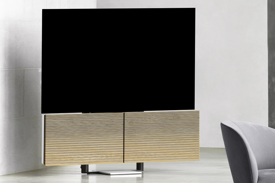 Bang & Oulfsen Beovision Harmony side view