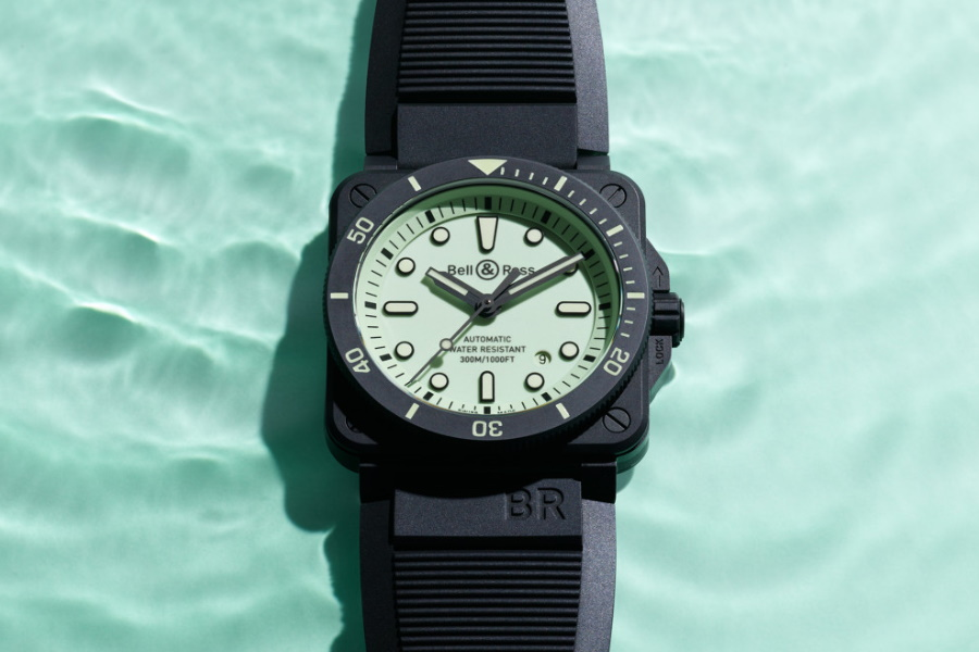 Bell & Ross new divers watch