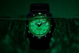 bell & Ross luminous divers watch