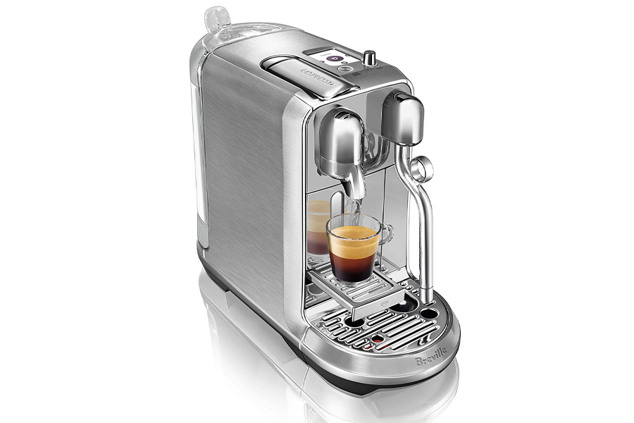 Breville Nespresso Creatista Plus Coffee Machine