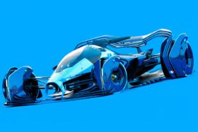 Bugatti Interns F1 concept
