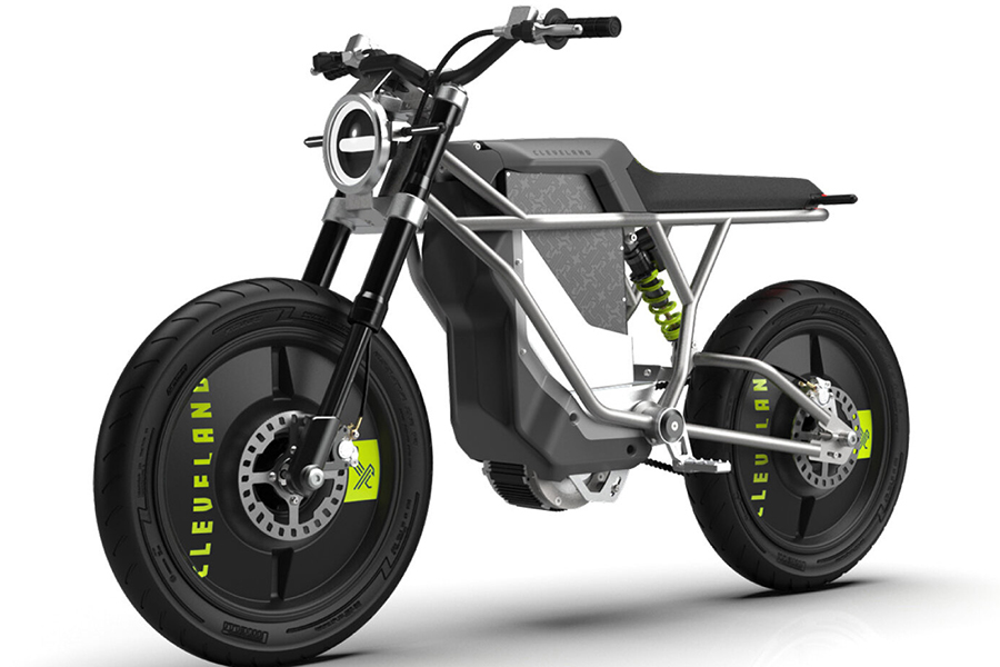cleveland electric motorcycle