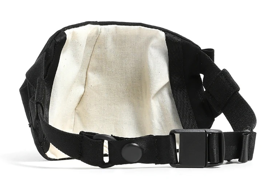 DSPTCH insdie look of durable Filter Mask
