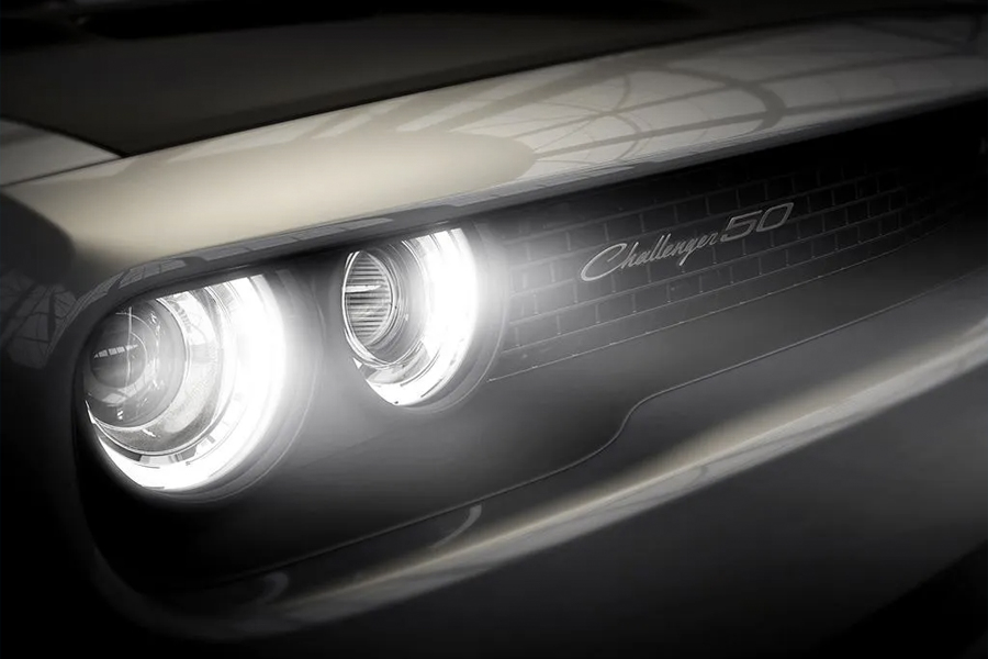 2 Dodge Challenger Commemorative Edition