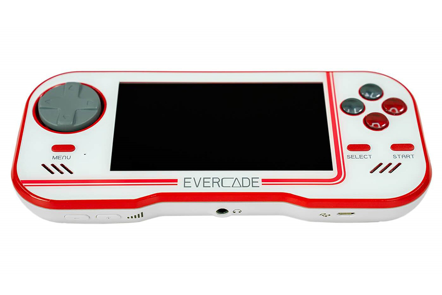 Evercade Retro Games Console