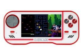 Evercade Retro Games Console front