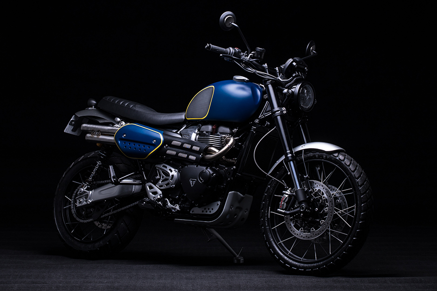 Triumph's 1200 XC