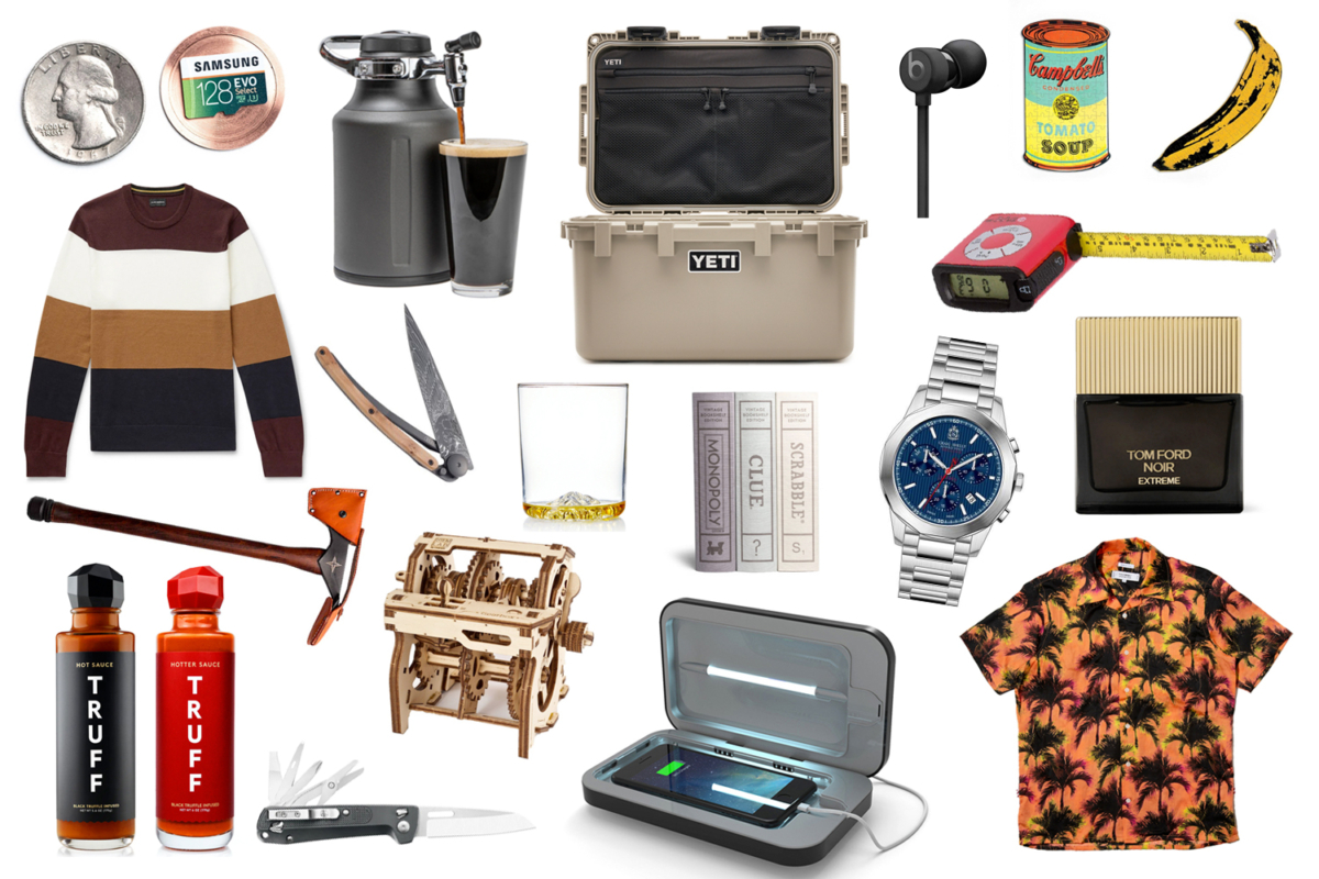 Products from the Father's Day Gift Guide
