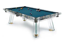 Filotto Gold Edition Billiard Table