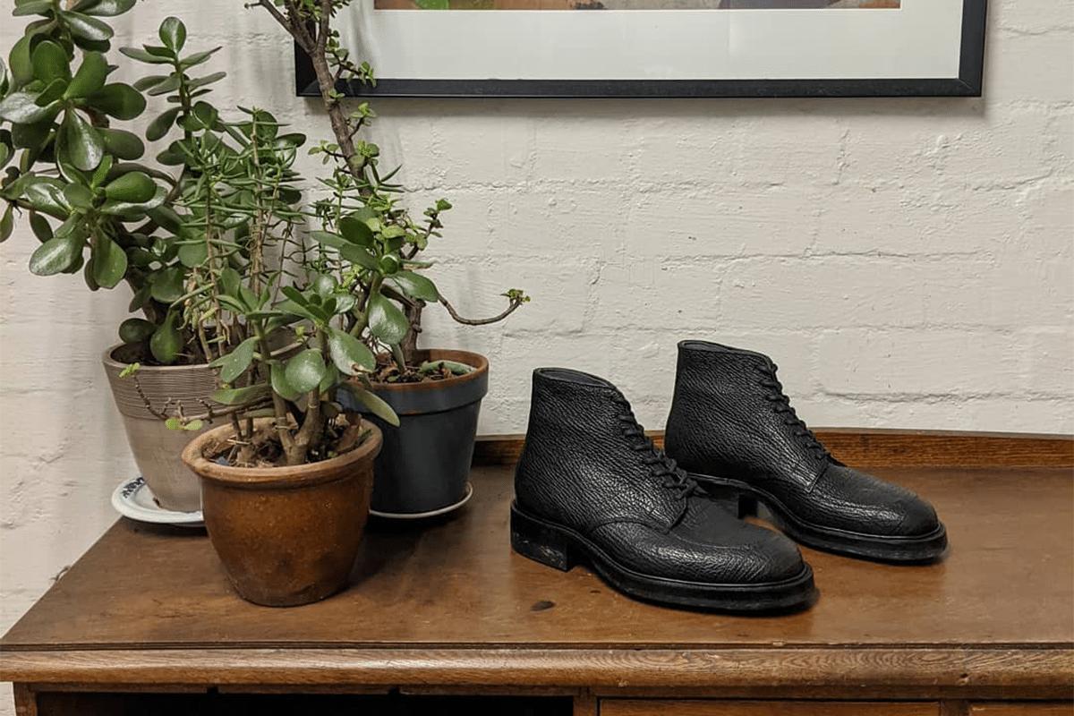 HASSETT GOODS Australian made shoes