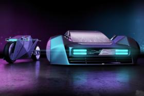 Hyper Cyber Concept track