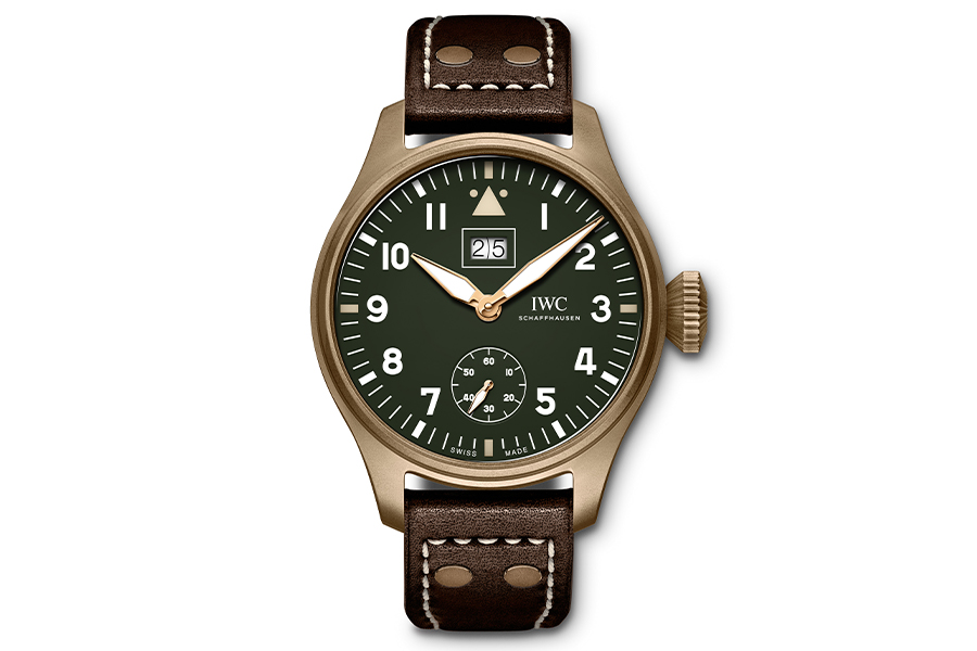 IWC Spitfire Mission Accomplished watch