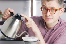 James Hoffman Coffee 1