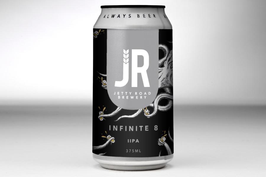Jetty Road Infinite 8 IIPA beer