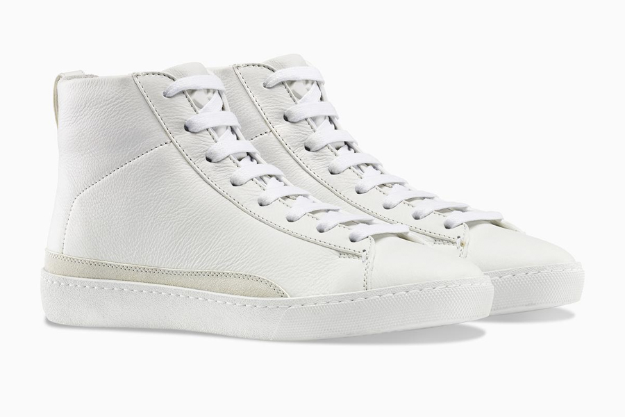 KOIO Verse Leather Sneakers