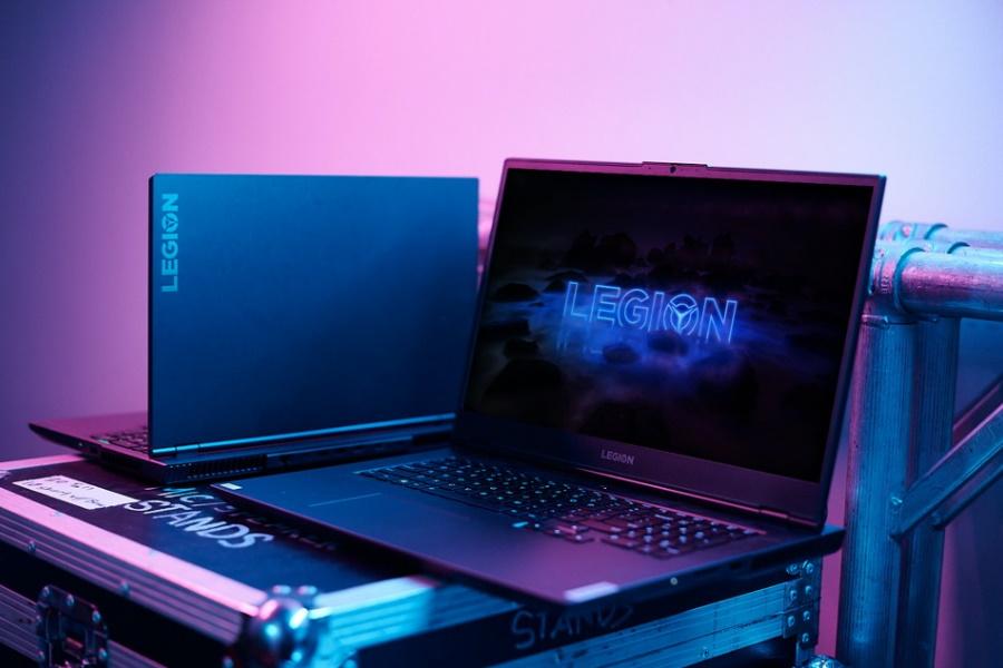 Lenovo gaming setup