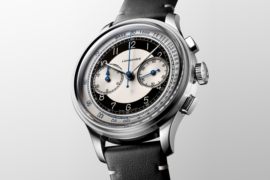 Longines Tuxedo Classic watch