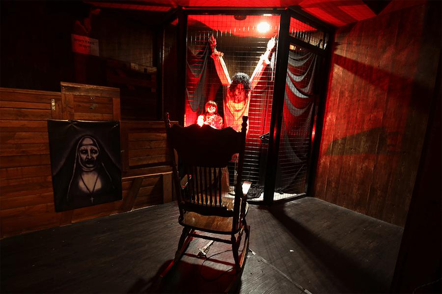 Lost in Melbourne Escape room