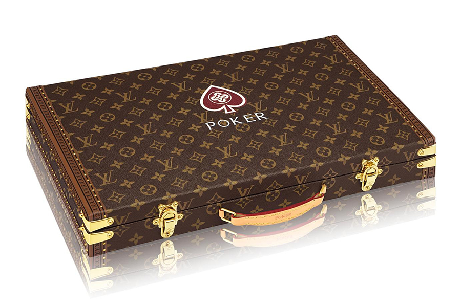 Louis Vuitton Poker Set